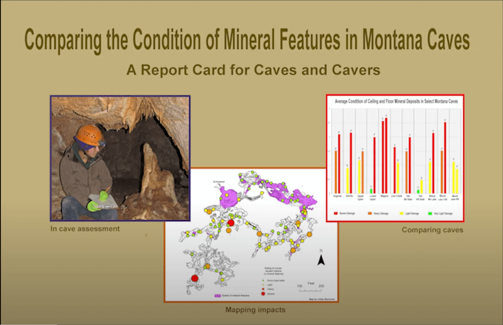Human Impact to Montana Caves: A Report Card by the Bigfork Cave Club